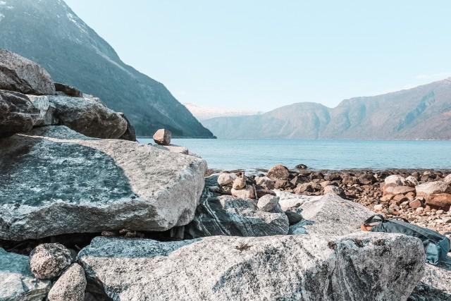 Die Weite des Fjords