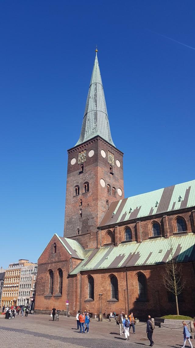 Ostermontag in Aarhus