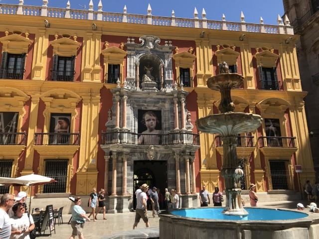 Bischofspalast von Málaga