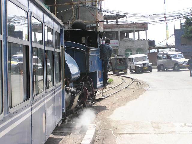 """Unterwegs im """"Toy Train"""""""