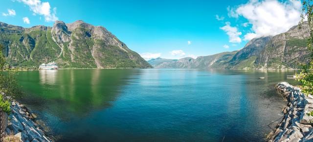 Wunderschönes Eidfjord