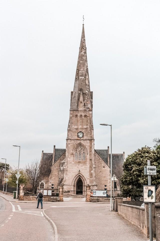 Invergordons Kirche