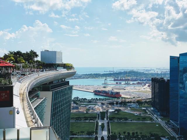 Der berühmteste Hotelpool der Welt
