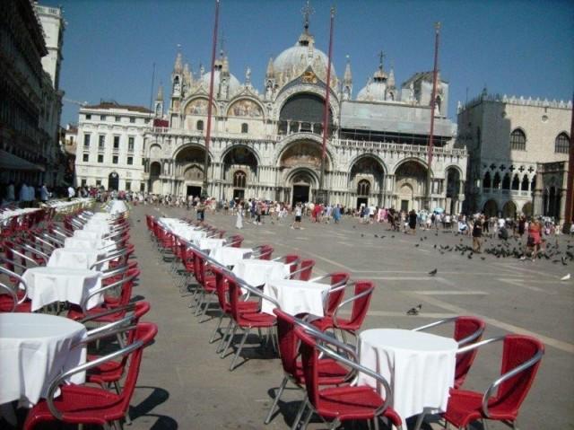 Venedig's Herzstück