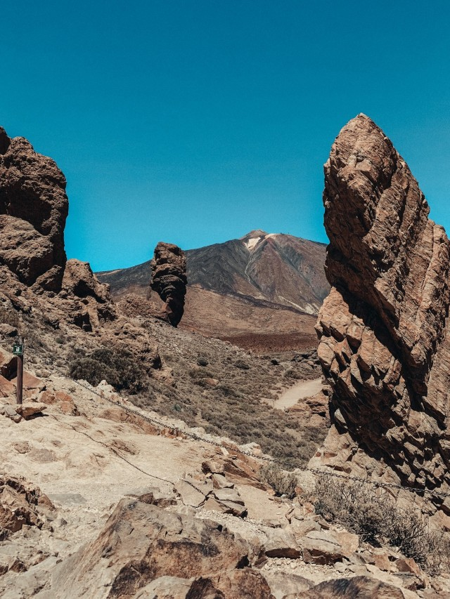 Nationalpark El Teide