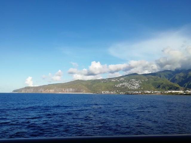 Ausfahrt Le Port