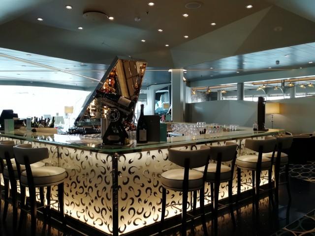 Eine der schönen Bars
