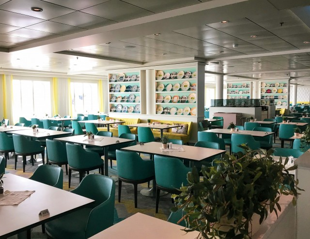 Atlantic Restaurant Mein Schiff 5