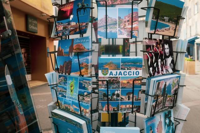 Postkarten aus Korsika