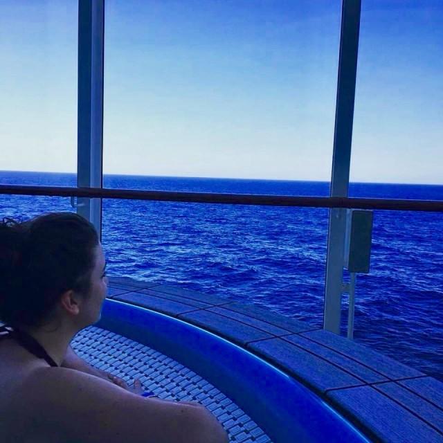 Entspannung auf hoher See!