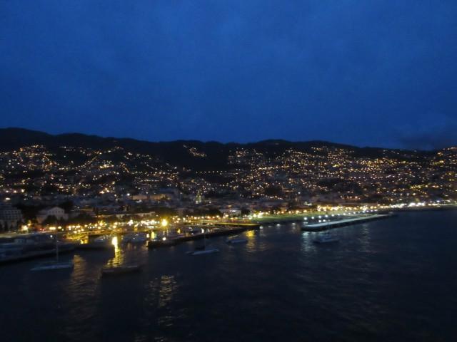 Funchal's Lichter