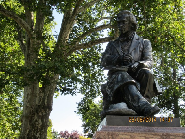 Richter-Denkmal