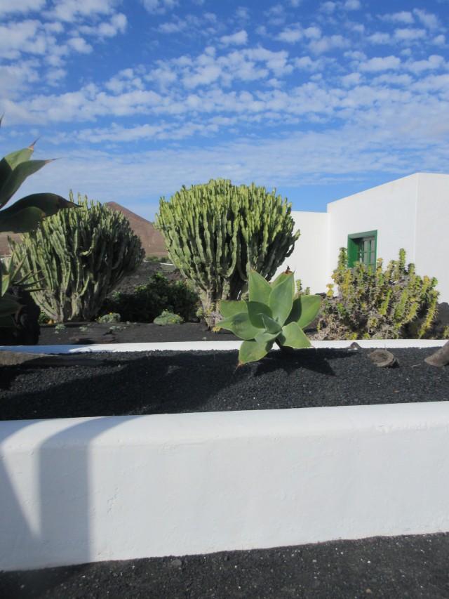 Architektur Lanzarote Style