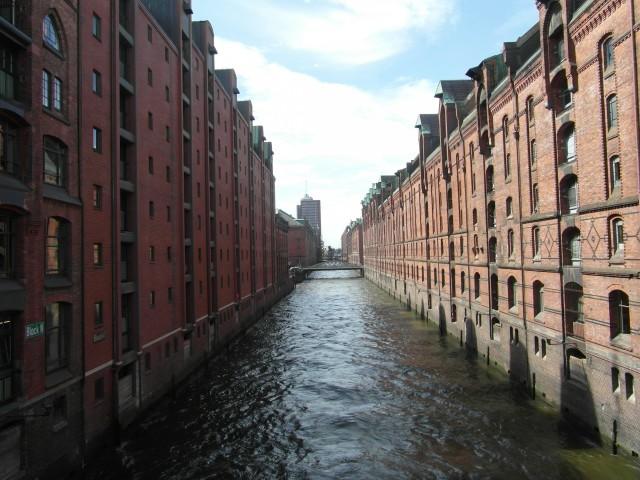 Die Speicherstadt - der weltgrößte historische Lagerhauskomplex