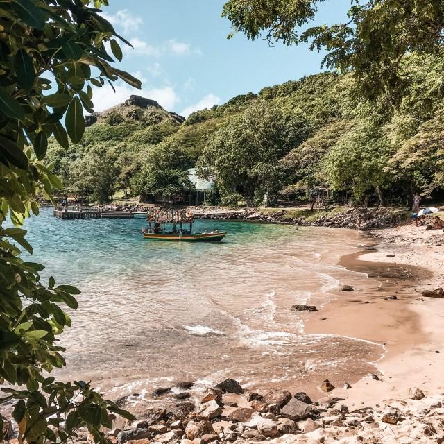 Gute Laune in auf St. Lucia