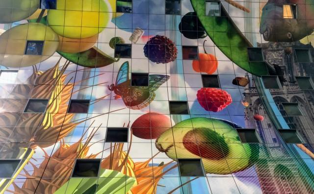 Kunst in der Markthalle