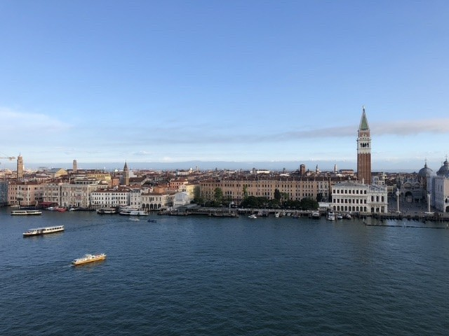 Venedig am frühen Morgen
