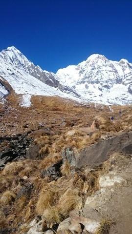 Basiscamp Annapurna
