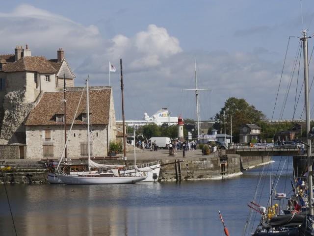Hafen von Honfleur
