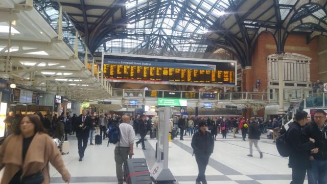 Liverpool Street Station London