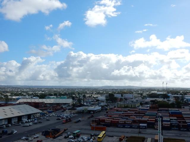 Hafen Barbados