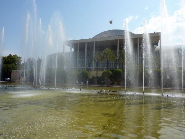 Palau de la Música in Valencia