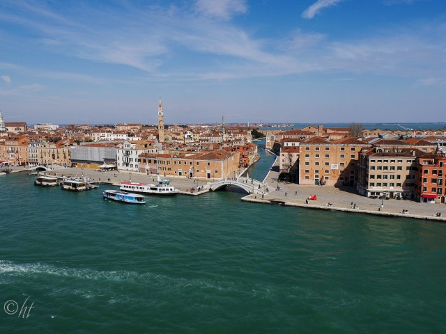 Puente Arsenale über den Rio dell' Arsenale