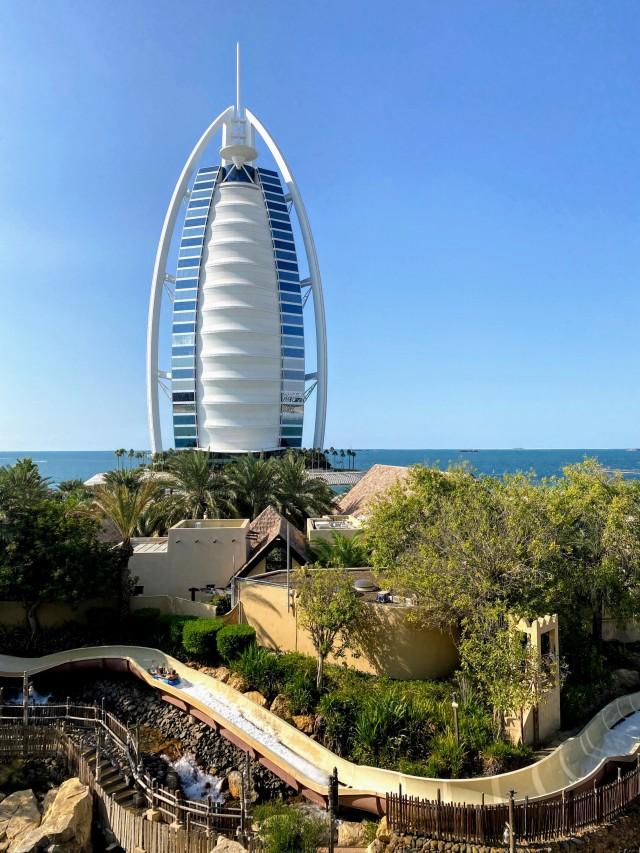 Burj al Arab & Wasserpark
