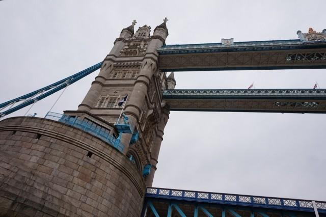 London entdecken von der Themse aus