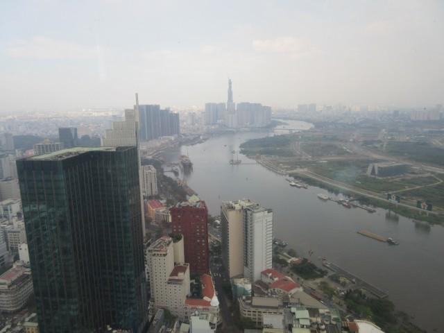 Saigon von oben