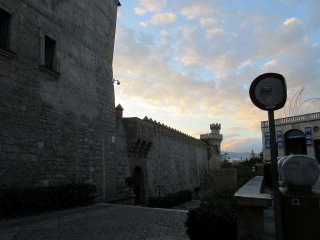 Abendstimmung in Palma