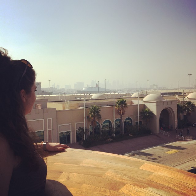 Angelegt in Dubai