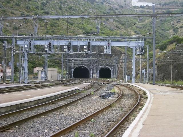 Bahnhof Portbou