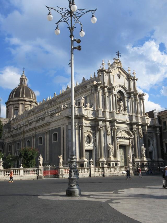 Bummel durch Catania
