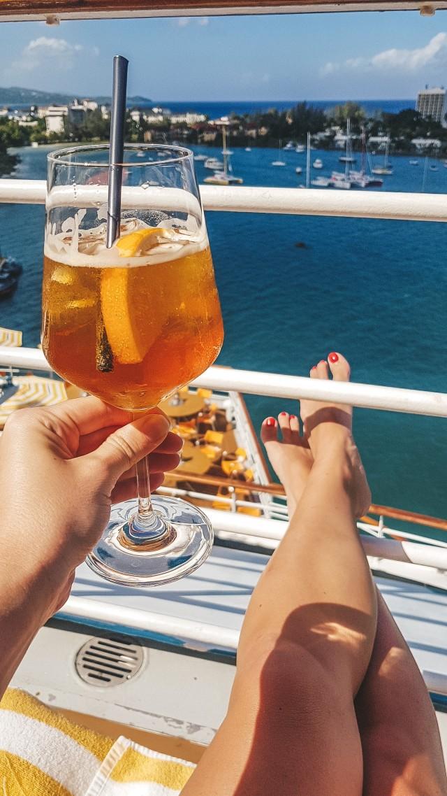 Cheers Jamaika!