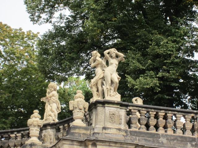 Rundgang im Zwinger