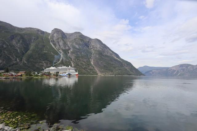 Aida Prima im Eidfjord
