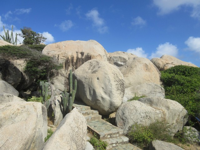Ayo Rock Formations