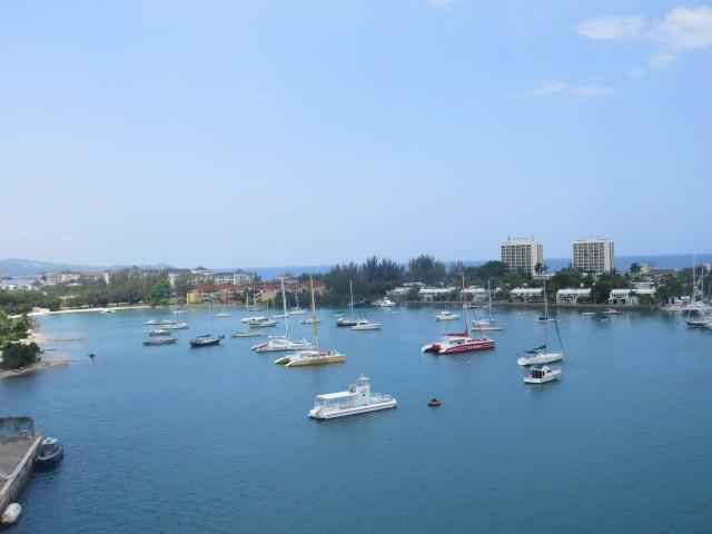 Hafen von Montego Bay