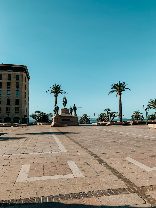 Stadtspaziergang durch Ajaccio