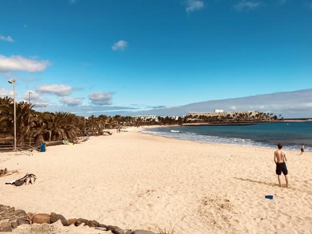 Ein sehr schöner Ort auf Lanzarote