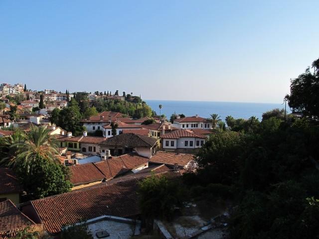 Ein Tag in Antalya