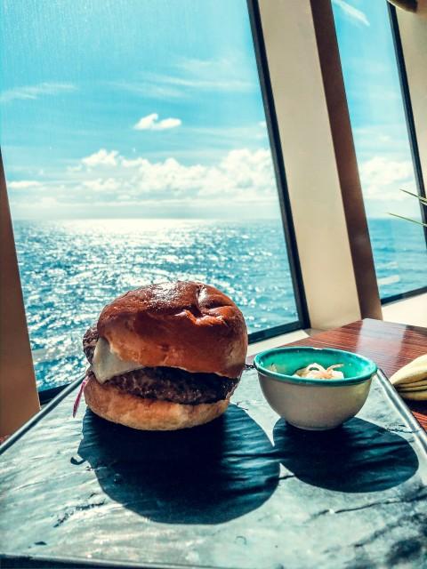 Best Burger @Sea