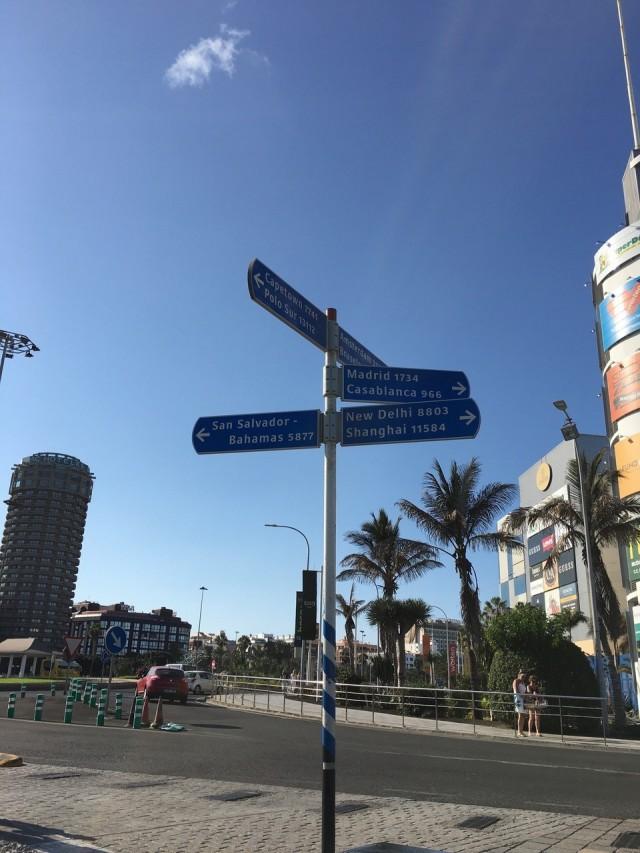 In welche Richtung?