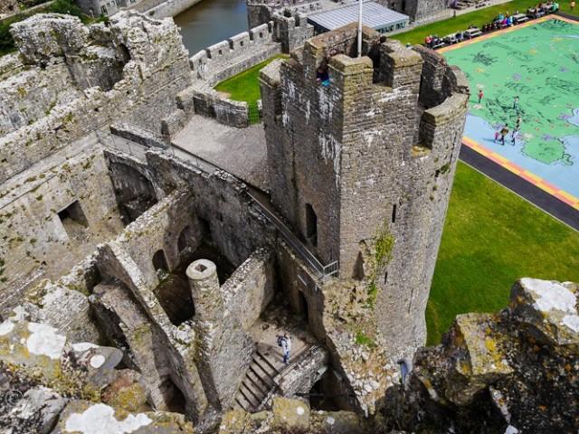 Von Fishguard nach Pembroke Castle
