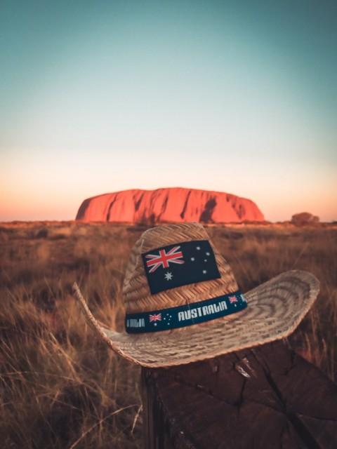 Uluru - ein Heiligtum der Australier