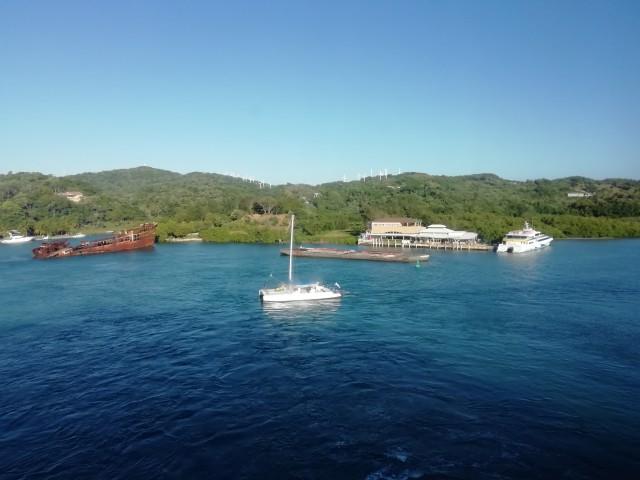 Karibik & Mexiko mit AIDA Luna - Blick vom Schiff