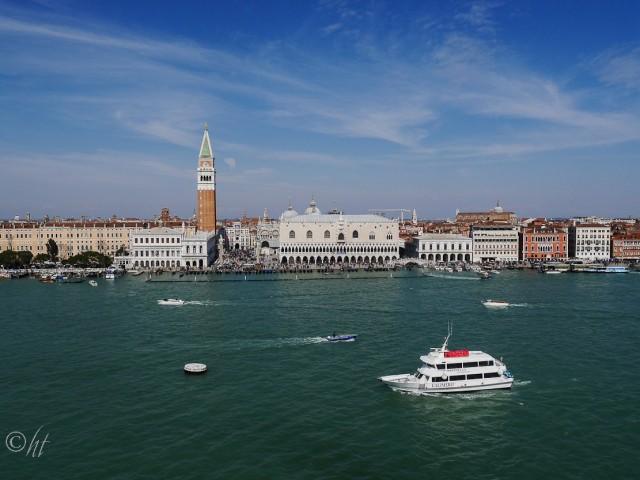 Piazza San Marco & Campanile di San Marco  & Palazzo Ducale (Dogenpalast)