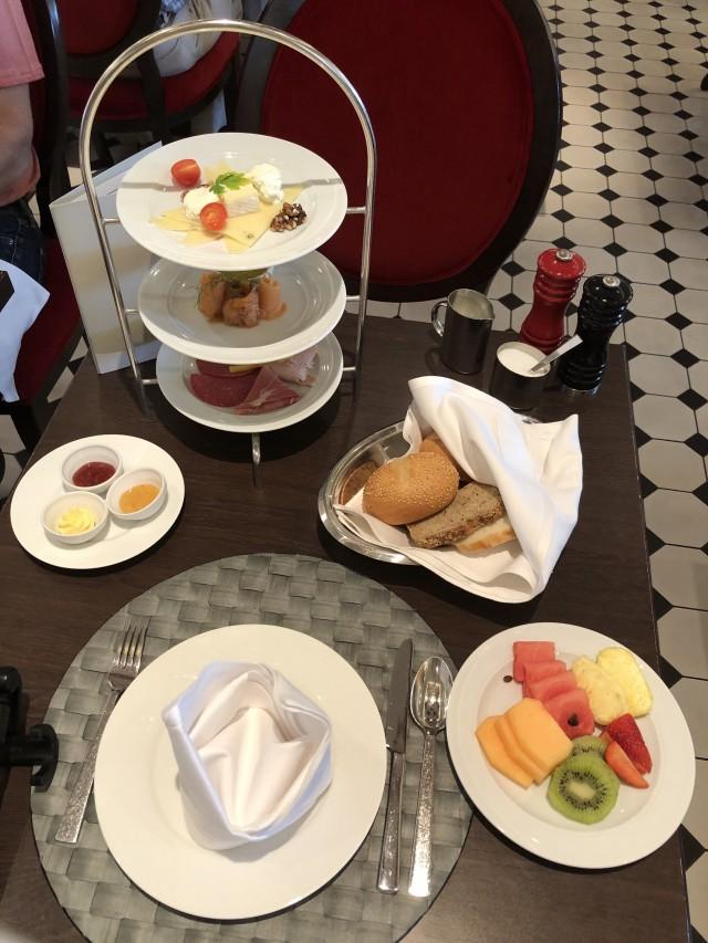Frühstück im French Kiss