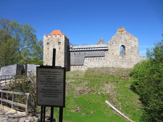 Ordensritter im Baltikum